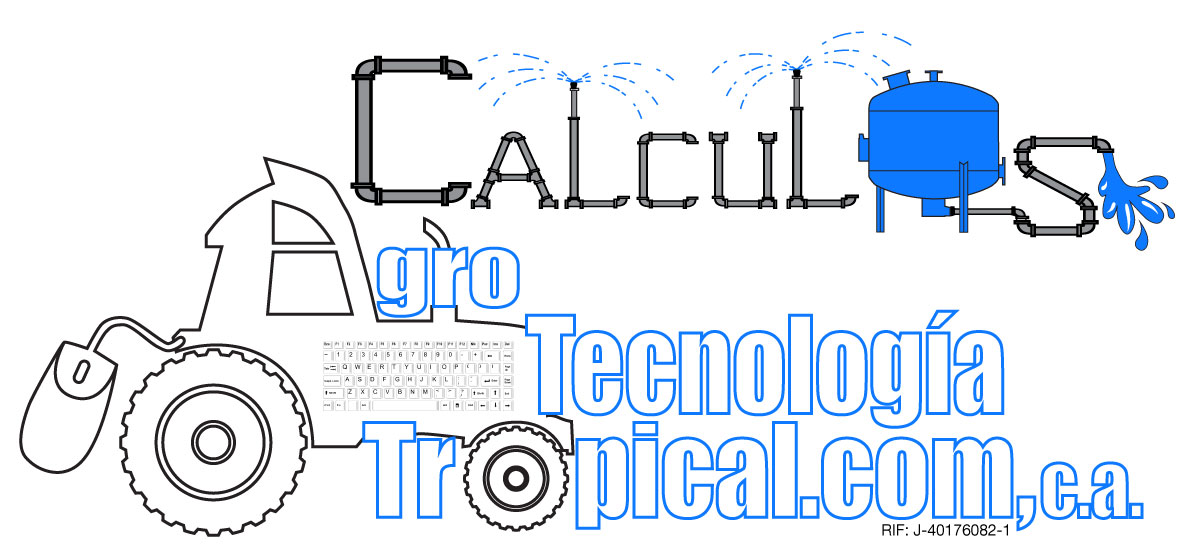 El software de Calculos de Agro tecnologia Tropical